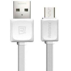 Дата-кабель USB - microUSB (Remax Fast 14292) (белый)