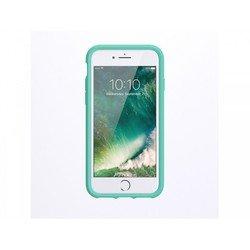 Чехол-накладка для Apple iPhone 6, 6S, 7 (Griffin Survivor Journey GB42770) (бело-салатовый)