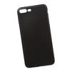 Чехол-накладка для Apple iPhone 7 Plus (Hoco Ultra Thin PP Cover 0L-00030290) (черный) - Чехол для телефонаЧехлы для мобильных телефонов<br>Плотно облегает корпус телефона и гарантирует надежную защиту от царапин и потертостей.<br>