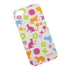 Чехол-накладка для Apple iPhone 5, 5S (UMKU 0L-00002614) (белый, рисунок)  - Чехол для телефонаЧехлы для мобильных телефонов<br>Плотно облегает корпус телефона и гарантирует надежную защиту от царапин и потертостей.<br>