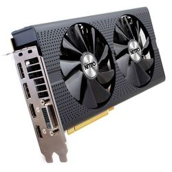 Sapphire Nitro OC Radeon RX 470 1236Mhz PCI-E 3.0 4096Mb 1750Mhz 256 bit DVI 2xHDMI HDCP RTL