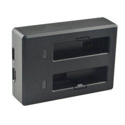 Зарядное устройство на 2 батареи для экшн камеры SJCAM M20 (SJ-CM-M20)