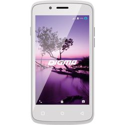 Digma Linx A420 3G (белый) :::