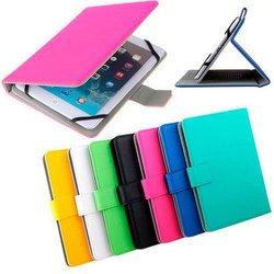 """Универсальный чехол-книжка для планшетов 10"""" (Activ Tech Universal 38579) (розовый)"""