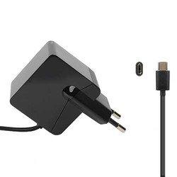 Сетевое зарядное устройство USB Type-C (Robiton USB2400/Type C 13777) (черный)