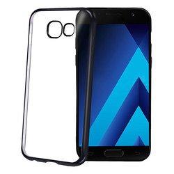 Чехол-накладка для Samsung Galaxy A3 2017 (Celly Laser LASER643BK) (черный)
