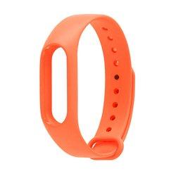 Ремешок Untamo для Xiaomi Mi Band 2 (оранжевый)