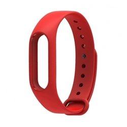 Ремешок Untamo для Xiaomi Mi Band 2 (красный)