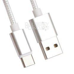 Кабель USB - USB-C (Liberti Project 0L-00029201) (белый)