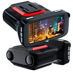 Pantera-HD Combo A7 X Plus (2304х1296 Super-HD) (3 в 1 с радар-детектором и GPS)