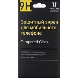 Защитное стекло для Samsung Galaxy A7 2017 (Tempered Glass YT000010303) (Full screen, белый)