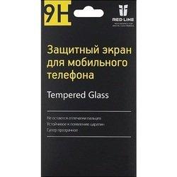 Защитное стекло для Samsung Galaxy A7 2017 (Tempered Glass YT000010261) (прозрачный)