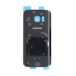 Задняя крышка для Samsung Galaxy S7 G930F (М0951774) (черный)