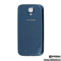 Задняя крышка для Samsung Galaxy S4 i9500 (М0943498) (синий металлик)