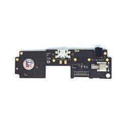 Шлейф для Lenovo Vibe Z2 с разъемом для зарядки, микрофоном и вибро (М0951343)