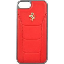 Чехол-накладка для Apple iPhone 7 (Ferrari FESEGHCP7RE) (красный)