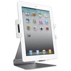 Универсальная подставка для Apple iPad, iPad 2, 3, 4, Air, Air 2 (Ozaki iCarry Excavator IH931SL) (серебристый)