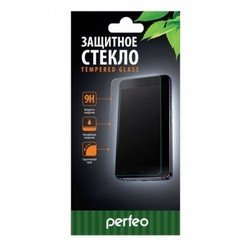 Защитное стекло для Apple iPhone 7 2.5D (Perfeo PF-TG-APL-IPH7)