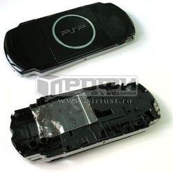 Панель задняя для Sony PSP Slim 3000 (М0032854) (черный)