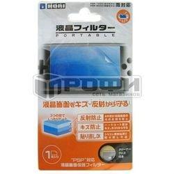 Защитная пленка дисплея для Sony PSP 1000, PSP 2000, PSP 3000 (М0018444) (глянцевый)