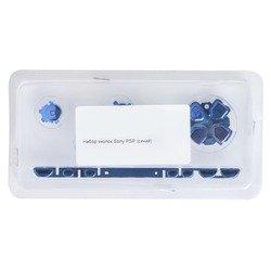 Набор кнопок для Sony PSP (М0033846) (синий)