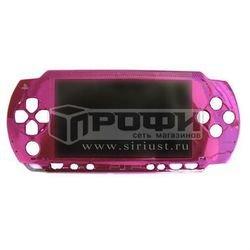 Панель передняя для Sony PSP (М0012950) (розовый)
