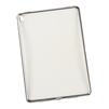 Чехол-накладка для Apple iPad Pro 9.7 (Liberti Project 0L-00029810) (прозрачный, серая рамка) - Чехол для планшетаЧехлы для планшетов<br>Силиконовый чехол плотно облегает корпус планшета и гарантирует его надежную защиту от царапин и потертостей.<br>