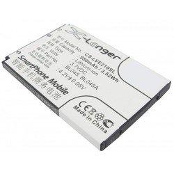 Аккумулятор для Lenovo E118, E210, E217, E268, E369, i300, ii370, i389 (BMP-802)