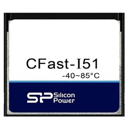 silicon power cfast-i51 industrial 8gb