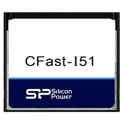 silicon power cfast-i51 standard 8gb