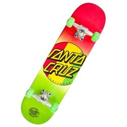 Santa Cruz Rasta Dot Regular 7.7