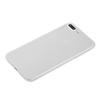 Чехол-накладка для Apple iPhone 7 Plus (Liberti Project 0L-00030163) (белый) - Чехол для телефонаЧехлы для мобильных телефонов<br>Чехол-накладка плотно облегает корпус телефона и гарантирует его надежную защиту от царапин и потертостей. Материал чехла: матовый пластик толщиной 0.4 мм.<br>