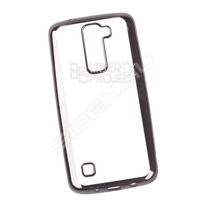 Чехол LG K7 2017 iBox Crystal Silicone Transparent