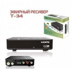 Сигнал Электроникс Эфир HD-34 DVB-T2