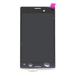 Дисплей для Sony Xperia M4 Aqua E2303, E2333, E2306 с тачскрином (М0950592) (черный)