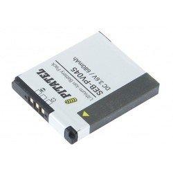 Аккумулятор для Canon IXUS 125HS, 127, 132, 133, 135, 137, 147, 150, IXY 420F, 430F, 90F, PowerShot A1200, A2300, A2500, A2600, A3300, A3500, A4050 (Pitatel SEB-PV045)