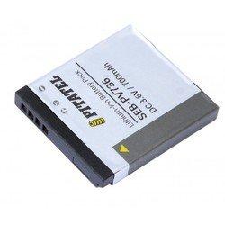 Аккумулятор для Panasonic Lumix DMC-FH2, DMC-FH24, DMC-FH25, DMC-FH27, DMC-FH5, DMC-FP5, DMC-FP7, DMC-FS18, DMC-FS35, DMC-FS37, DMC-FX77, DMC-FX78, DMC-S1, DMC-S3, DMC-FH4, DMC-FH6, DMC-FH7, DMC-FH8, DMC-FS28, DMC-FS40, DMC-S5 (Pitatel SEB-PV736)