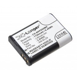 Аккумулятор для Nikon Coolpix P600, P610, P900, S810c (iSmartdigi PVB-517)