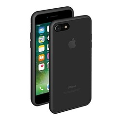 Чехол-накладка для Apple iPhone 7 (Deppa Neo Case 85279) (черный)