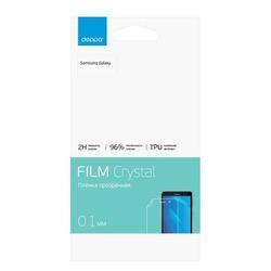 Защитная пленка для Samsung Galaxy A3 2017 (Deppa 61431) (прозрачная)