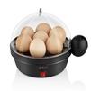 Яйцеварка Sinbo SEB 5803 (черный) - Прочая техникаПрочая техника для кухни<br>Яйцеварка на 7 яиц мощностью 350 Вт. Материал корпуса: пластик. Прозрачная пластиковая крышка. Индикатор питания.<br>