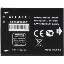 Аккумулятор для Alcatel One Touch 903, 908, 909, 915, 918, 983, 985, 990, 4007D PIXI (3866)