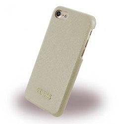 Чехол-накладка для Apple iPhone 7 (Guess GUHCP7TBE) (бежевый)
