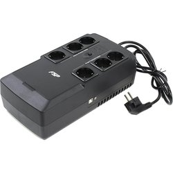 FSP AGA 600 (3+3 EURO) (черный)