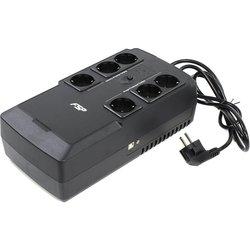 FSP AGA 800 (3+3 EURO) (черный)