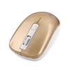 GembirdMUSW-400-G Gold USB - Мыши и КлавиатурыМыши и Клавиатуры<br>Беспроводная мышь, USB, кнопки: 2 + колесо-кнопка + кнопка смены разрешения, разрешение 1600dpi.<br>
