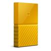 WD My Passport 1Tb (WDBBEX0010BYL-EEUE) (желтый) - Жесткие дискиЖесткие диски<br>Внешний жёсткий диск, объем 1Тб, форм-фактор 2.5, интерфейс USB 3.0.<br>