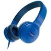 JBL E35 (синий) - НаушникиНаушники<br>Наушники с микрофоном, накладные, 32 Ом, разъем mini jack 3.5 mm.<br>