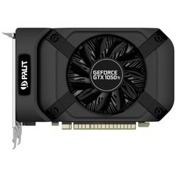 Palit GeForce GTX 1050 Ti 1290Mhz PCI-E 3.0 4096Mb 7000Mhz 128 bit DVI HDMI HDCP StormX OEM