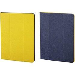 "Чехол-книжка для планшета 10.1"" Hama TwoTone H-123096 (сине-желтый)"